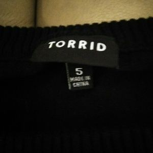 torrid Sweaters - ❤️Torrid❤️ Perfume Bottle sweater sz 5